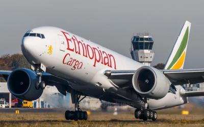 Ethiopian Cargo- New appointment AIA Ireland